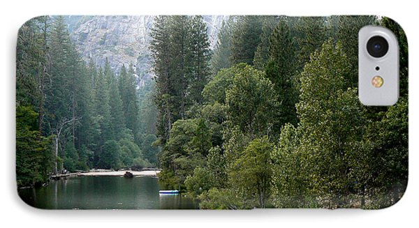 IPhone Case featuring the photograph Yosemite National Park by Laurel Powell