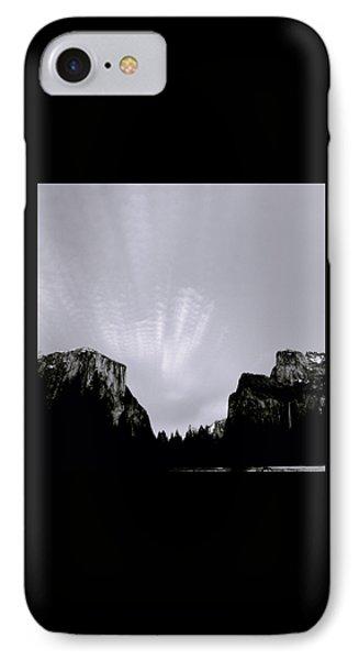 Yosemite National Park IPhone Case by Shaun Higson