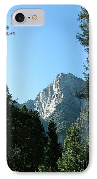 Yosemite Park IPhone Case by Mini Arora