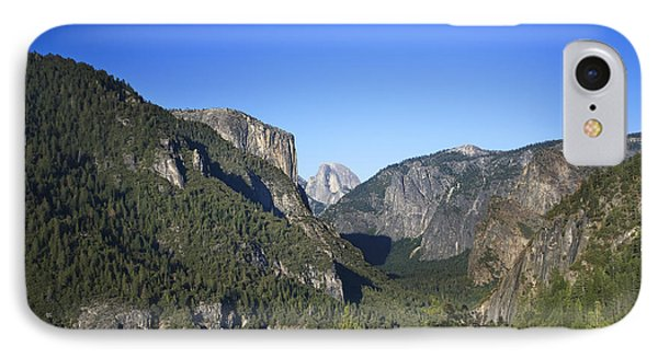 Yosemite Scenic Phone Case by Charmian Vistaunet