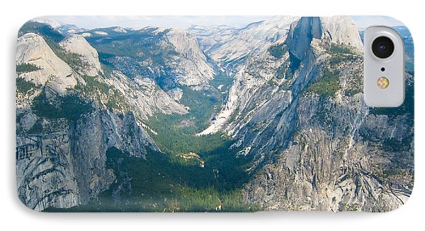 Yosemite Summers Phone Case by Heidi Smith