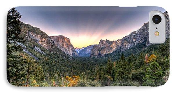 Yosemite View IPhone Case