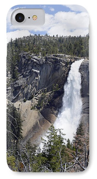 Yosemite's Nevada Fall IPhone Case