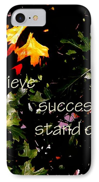 You Are Outstanding 21079 IPhone Case by Jerry Sodorff