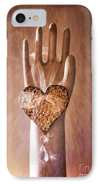 You Can Have My Heart Phone Case by Terry Rowe