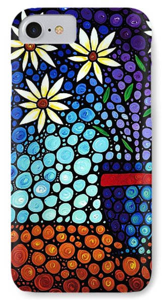You Cant Hide Beautiful Phone Case by Sharon Cummings