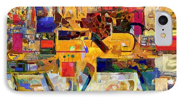 You Graciously Endow Man With Wisdom 16f Phone Case by David Baruch Wolk