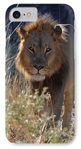 IPhone Case featuring the photograph You Want Trouble by Allan McConnell
