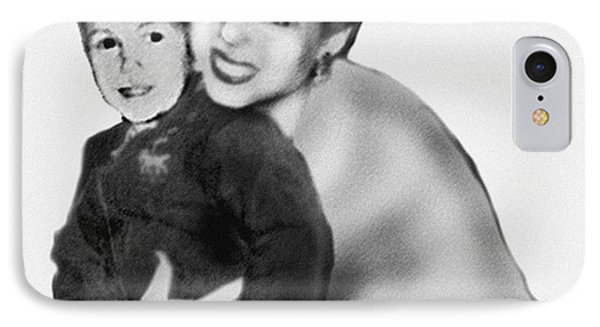 Young Mothers Love IPhone Case