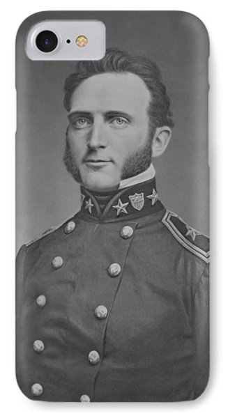 Young Stonewall Jackson  Phone Case by War Is Hell Store