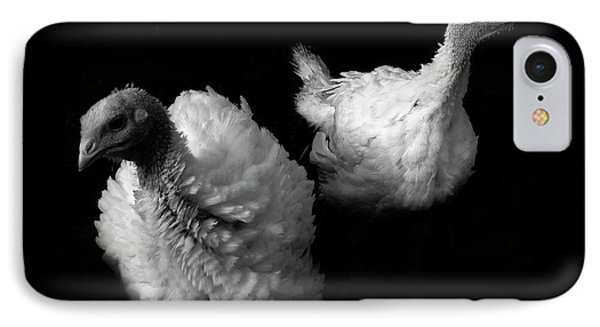 Young Turkeys IPhone Case