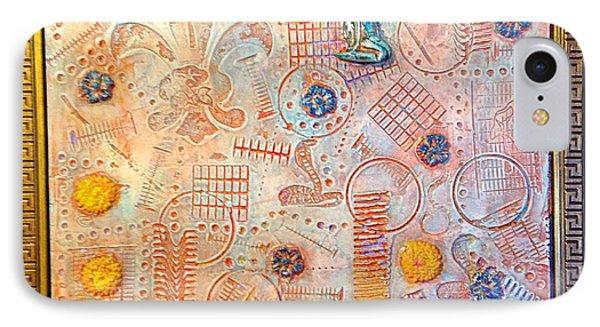 Your Decepting Confusing Lies By Alfredo Garcia Art Phone Case by Alfredo Garcia