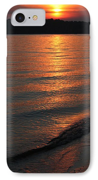 Your Moment Of Zen IPhone Case by Julie Andel