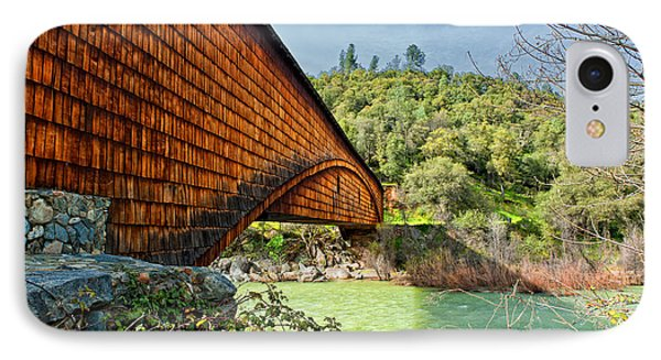 IPhone Case featuring the photograph Yuba State Park by Jim Thompson