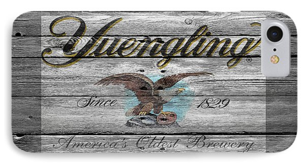 Yuengling IPhone Case by Joe Hamilton