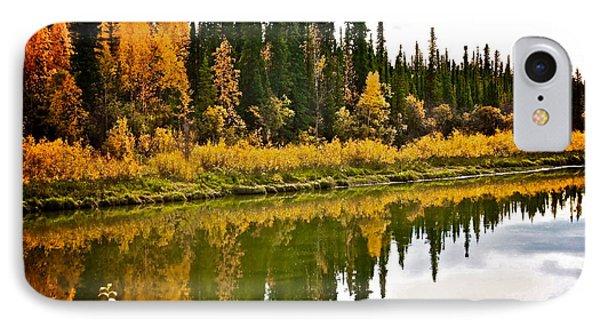 Yukon Autumn IPhone Case