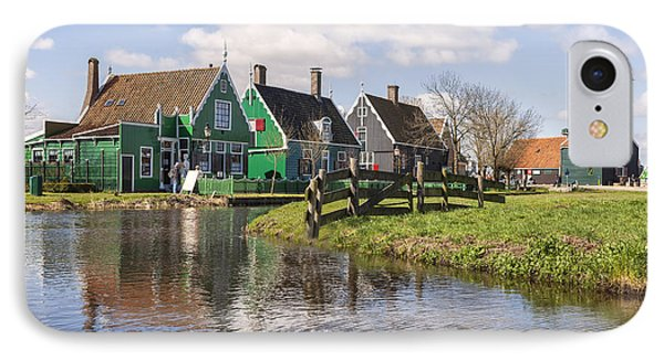 Zaanse Schans Phone Case by Joana Kruse