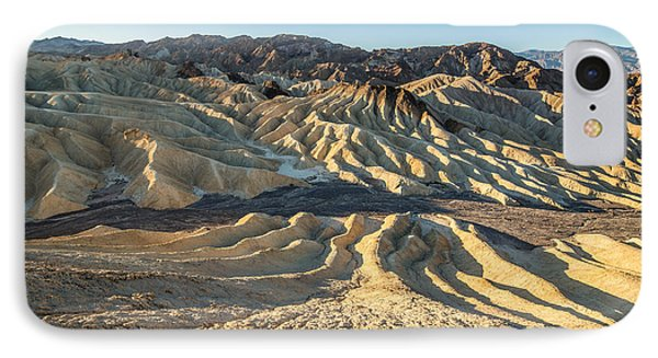 Zabriskie Point Spectacular Mountains  Phone Case by Pierre Leclerc Photography