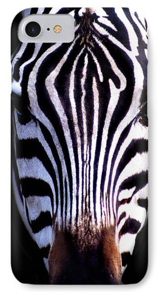 ZEB IPhone Case by Skip Willits