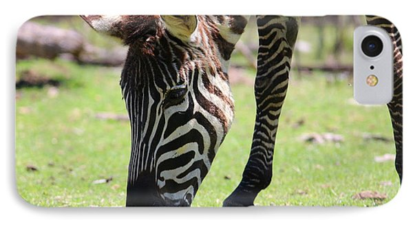 Zebra Phone Case by Ester  Rogers