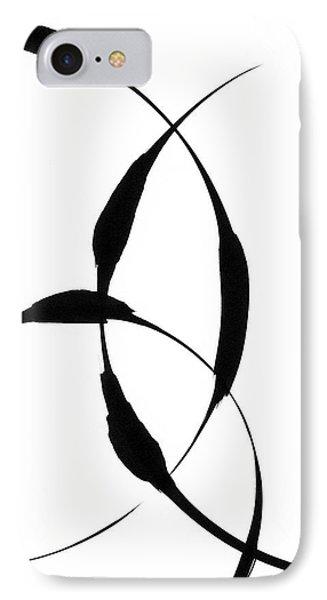 Zen Circles 5 Phone Case by Hakon Soreide