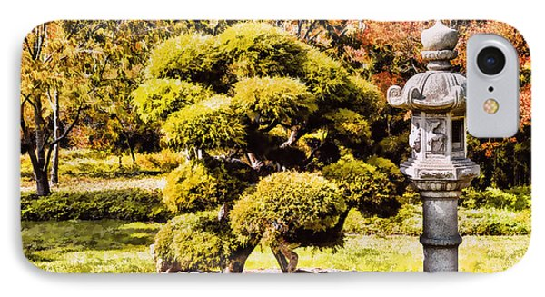 IPhone Case featuring the photograph Zen Garden by Anthony Citro