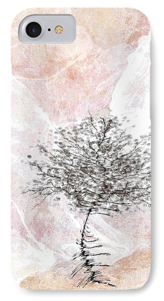 Zen Tree 2 Phone Case by Klara Acel