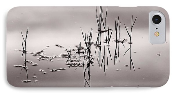 IPhone Case featuring the photograph Zen Waters by Lorenzo Cassina