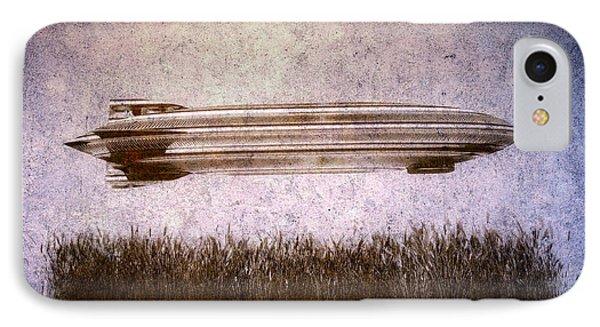 Zeppelin  Phone Case by Bob Orsillo