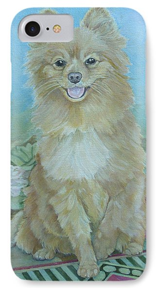 Zeus IPhone Case by Kimberly McSparran