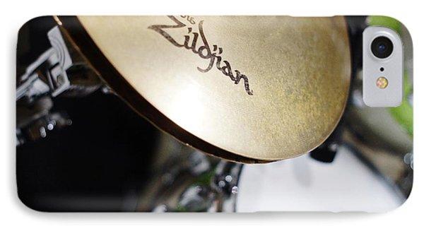 Zildjian Hi-hat IPhone Case