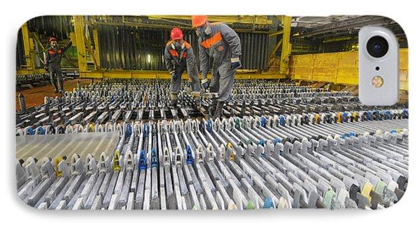 Zinc Factory IPhone Case