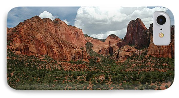 512p Zion Area IPhone Case by NightVisions