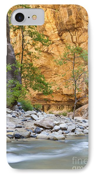 IPhone Case featuring the photograph Zion Narrows by Bryan Keil