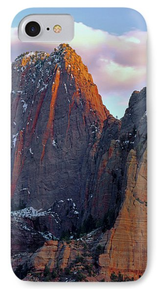 Zion National Park , Utah IPhone Case