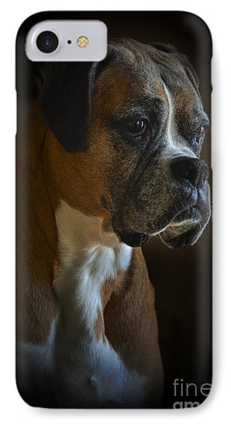 Zoey Phone Case by Ken Johnson