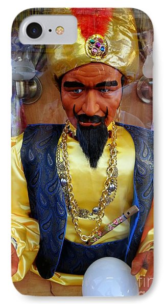 IPhone Case featuring the photograph Zoltar by Ed Weidman
