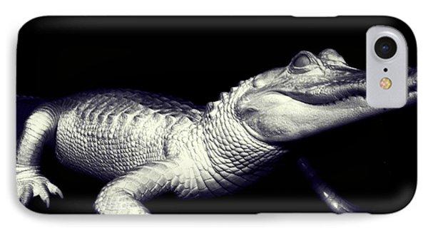 Zombie Gator IPhone Case