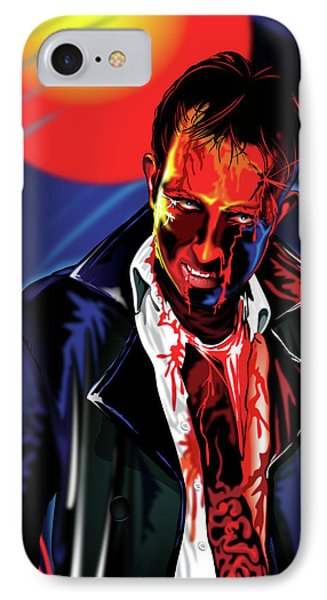Zombie Rezurrection Phone Case by Brian Gibbs