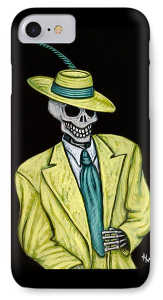 Zoot Of The Living Dead IPhone Case
