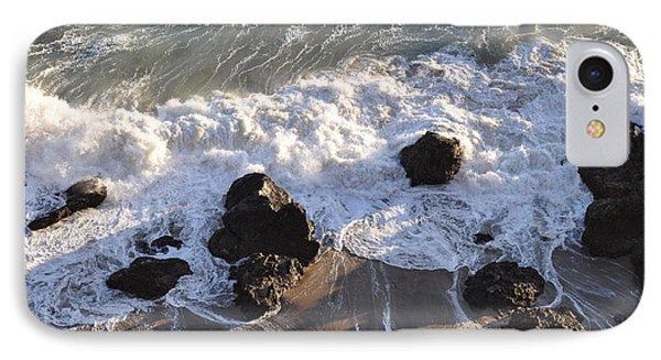 IPhone Case featuring the photograph Zuma Beach by Gandz Photography