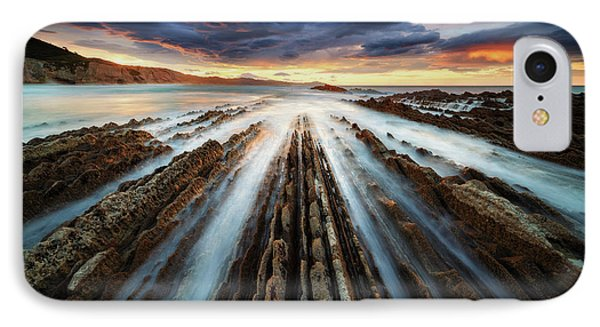 Zumaia Flysch IPhone 7 Case