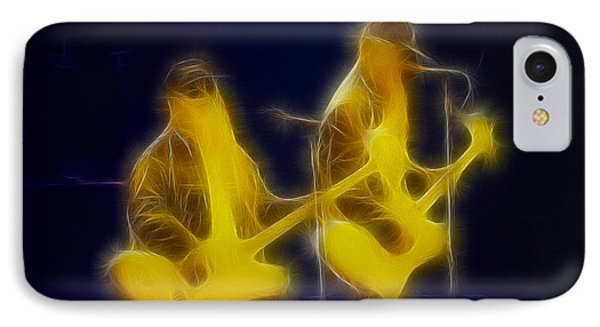 Zz Top-ant-ge8a-fractal Phone Case by Gary Gingrich Galleries