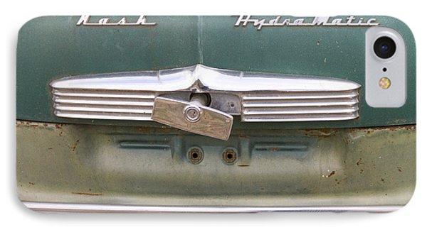 1951 Nash Ambassador Hydramatic Back Phone Case by James BO  Insogna