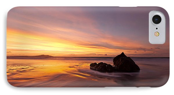 IPhone Case featuring the photograph  Atomic Sunset by Beverly Cash