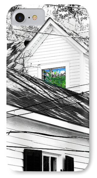 Beauregard Attic Baton Rouge IPhone Case