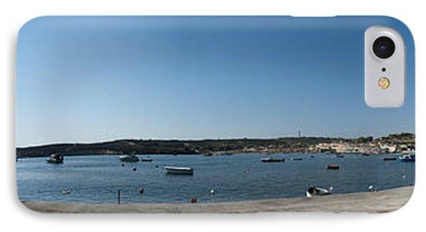 Bugibba Harbour Malta Phone Case by Guy Viner