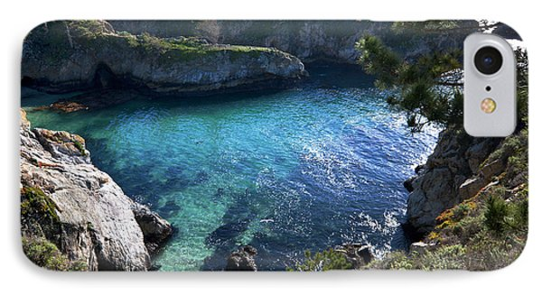 China Cove IPhone Case by Mike Herdering
