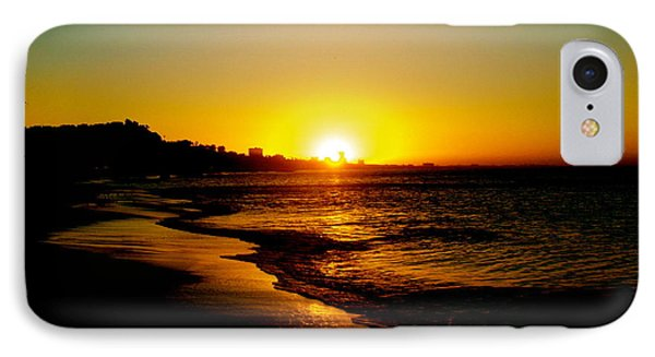 Christmas Sun IPhone Case