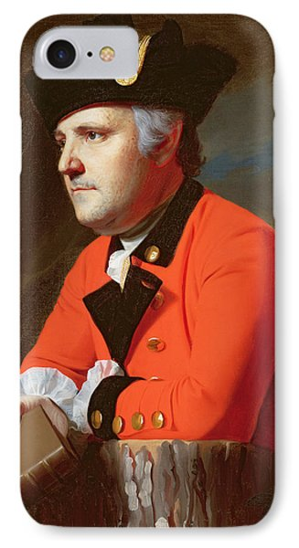 Colonel John Montresor  Phone Case by John Singleton Copley
